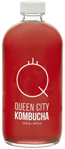 Queen City Kombucha